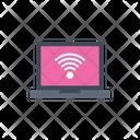 Internet Wifi Signal Icon
