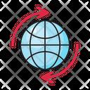 Global Online Internet Icon