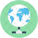 Internet Global Communication Icon