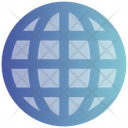 World Globe Earth Icon