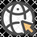 Internet Www Domain Icon