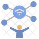 Control Internet Network Icon