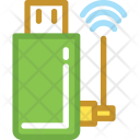 Internet Dongle Usb Icon