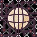 Network Internet Global Icon