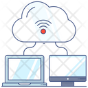 Online Network Internet Of Things Networking Device Icon