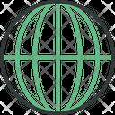 Global Earth Universal Icon