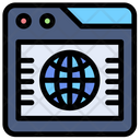 Internet Browser Web Icon
