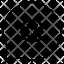 Internet Domain Website Icon