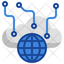 Internet Earth Globe Wireless Internet Icon