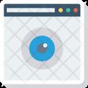 Internet Network Search Icon