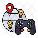 Global Gaming Console Icon