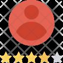 Internet Rating Seo Icon