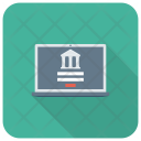 Internet Onlinebanking Web Icon