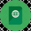Internet Book Web Icon