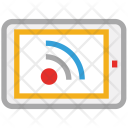 Internet Rss Signals Icon