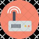 Internet Booster Modem Icon