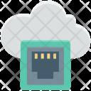 Internet Plug Socket Icon