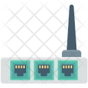 Internet Hub Outlet Icon