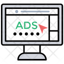 Internet ADS Icon