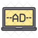 Internet Advertising Online Advertise Advertising Icon