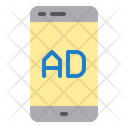 Internet Advertising Ads Online Advertisement Icon