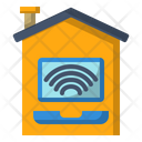 Internet at home Icon