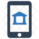 Online Banking Mobile Icon