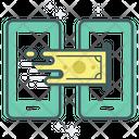 Banking Bitcoin Digital Icon