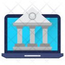 Internet Banking Business Icon