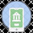 Internet Banking Ebanking Mobile Banking Icon