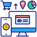 Internet Banking Icon