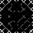 Block Internet Network Icon