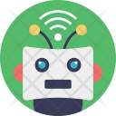 Wifi Controlled Robot Icon