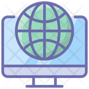 Internet Browser Www World Wide Web Icon