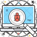 Internet Bug Icon