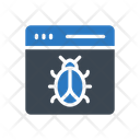 Virus Bug Malware Icon