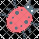 Internet Bug Virus Threat Icon