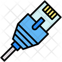 Internet Cable Internet Cable Icon
