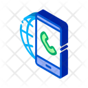 Business Call Communication Icon