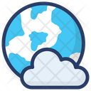 Internet Cloud Icon