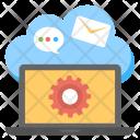Internet Communication Icon