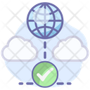 Internet Connect Icon