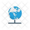 Earth Sharing Connection Icon