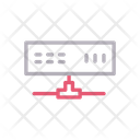 Modem Internet Connection Icon