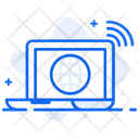 Internet Connection Wireless Connection Connected Device Icon