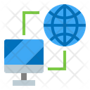 Connection Internet Network Icon
