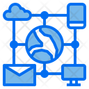 Data Mail Device Icon