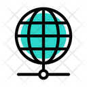 Internet Connection Global World Icon