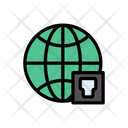 Connector Port Network Icon