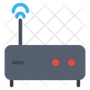 Internet Device Broadband Modem Network Router Icon